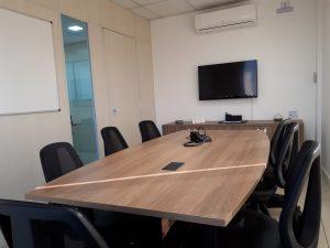 Sala de Reunião - Virtual Office Prime
